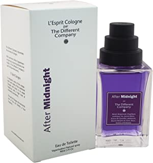 The Different Company After Midnight Eau de Toilette Spray, 3 Ounce