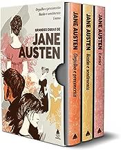 Grandes Obras de Jane Austen - Caixa (Em Portuguese do Brasil)