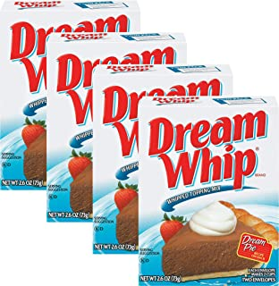 Best whipped topping mix Reviews