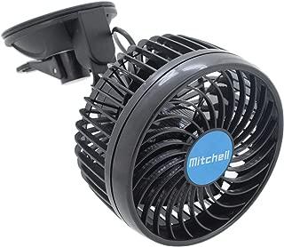 CORA 000120133/ventilador oscilante de 12/V.