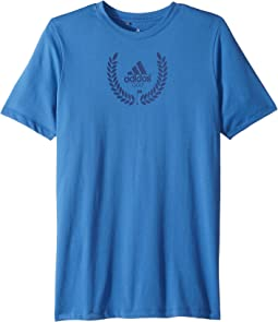 adidas Golf Kids Graphic T-Shirt (Big Kids)