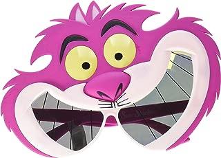 Cheshire Cat Sunglasses Standard, Pink, Size Standard