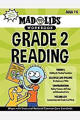 Mad Libs Workbook: Grade 2 Reading (Mad Libs Workbooks) Paperback
