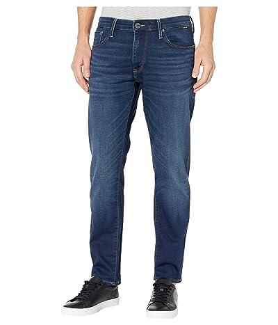 Mavi Jeans Jake Regular Rise Slim Leg in Dark Sporty (Dark Sporty) Men