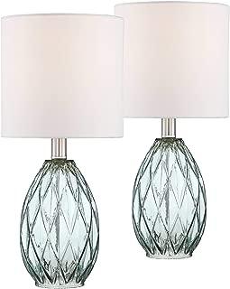 Best rita blue green glass lamp Reviews