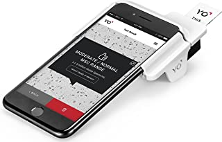 YO Home Sperm Test for Apple iPhones | Includes 2 Tests | Men's Motile Sperm Fertility Test | Check Moving Sperm and Record Videos | Apple iPhone 7+