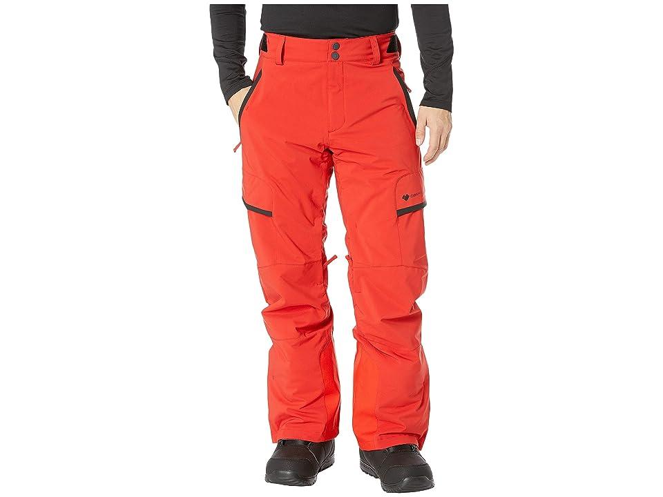 Obermeyer Orion Pants (Volcanic Red) Men