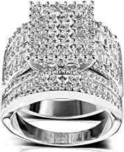 Best square wedding rings Reviews