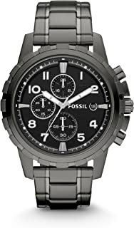 Men's Dean Stainless Steel Quartz Dress Chronograph Watch
