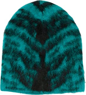 LANEUS Luxury Fashion Womens ACD702VERDENERO Green Hat | Fall Winter 19