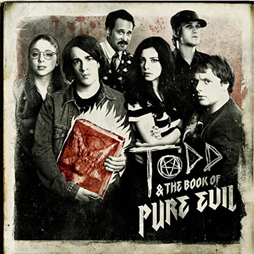 and evil theme the todd song pure of book