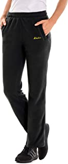 Clothin Men/Women Polar Fleece Thermal Sweatpants