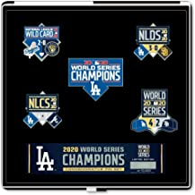 Dodgers 2020 World Series Champions Commemorative Lapel Pin Set - Limited to 10,000