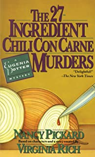 The 27-Ingredient Chili Con Carne Murders (Eugenia Potter Mysteries)