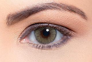 Solotica Natural Colors Ambar - lentillas de colores anuales sin doprtías - 1 par (2 undidades)