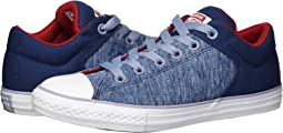 Converse Kids Chuck Taylor® All Star® High Street Heather Textile Fundamentals Slip (Little Kid/Big Kid)