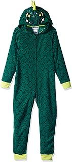 Komar Kids Boys' Big Character Hooded Fleece Blanket Sleeper