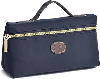 حقيبة مستحضرات التجميل النسائية من كينزد، حقيبة تخزين أدوات الزينة ومنظم إكسسوارات السفر