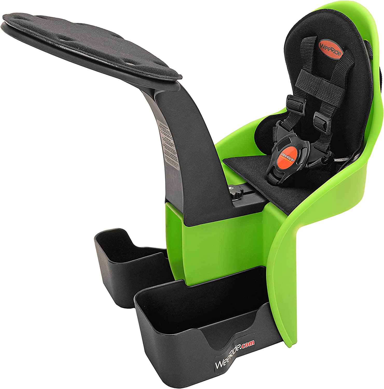 WeeRide Kangaroo Child Bike Seat Green