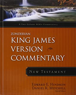 Zondervan King James Version Commentary---New Testament