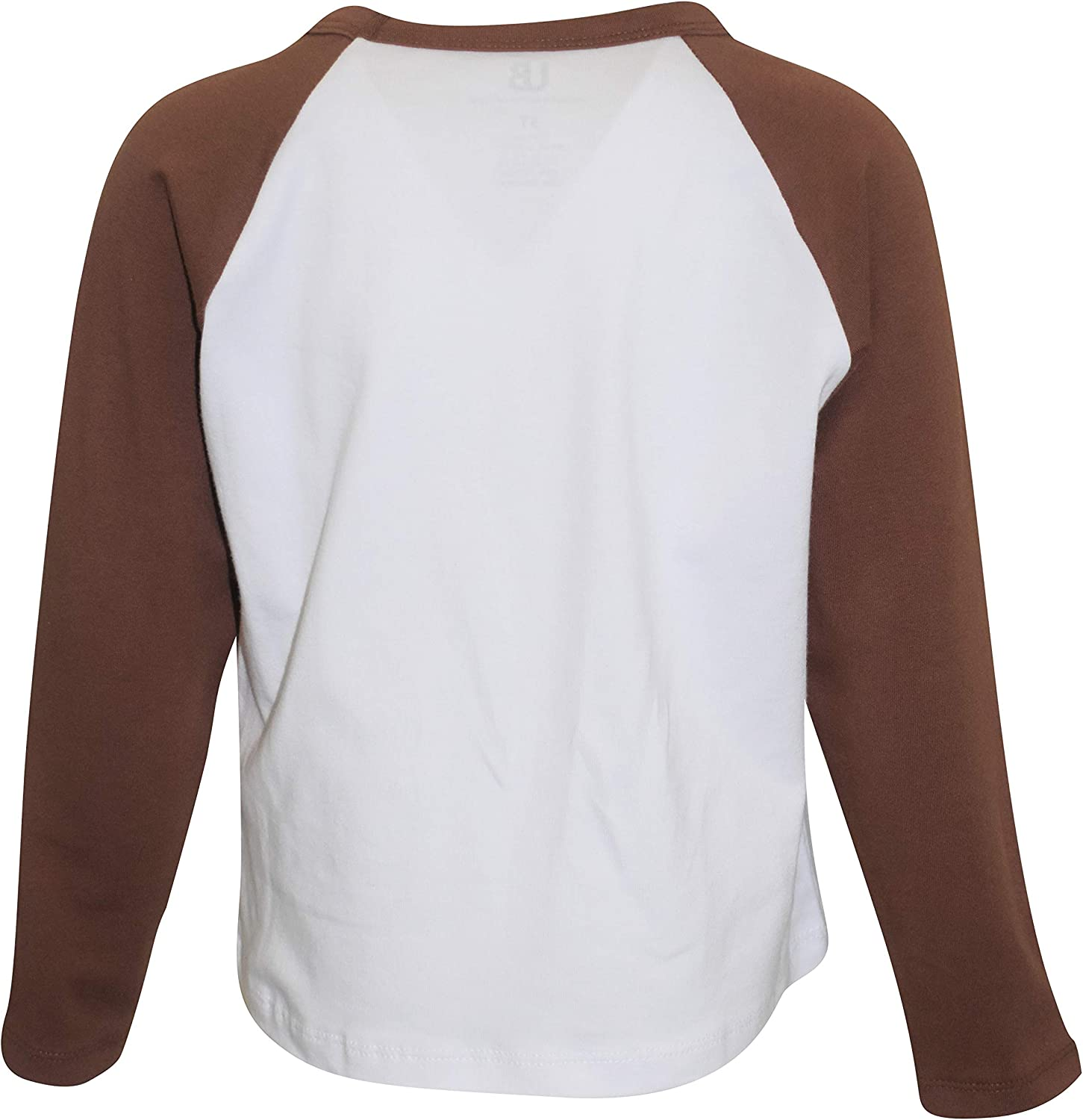 Unique Baby Boys Turkey Football and Pumpkin Pie Raglan Shirt