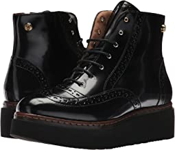 LOVE Moschino - Platform Utility Boots
