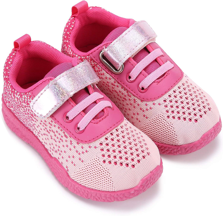 Mallofusa Toddler Save money Running Shoes Lightweight Boys Breathabl Girls National uniform free shipping