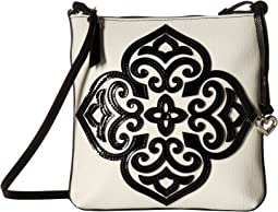 Kenna Medallion Crossbody