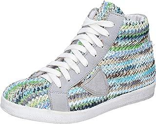 Crown Sneaker Donna Tessuto Multicolore