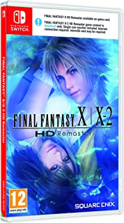 Final Fantasy X/X-2 HD Remaster Nsw - Nintendo Switch