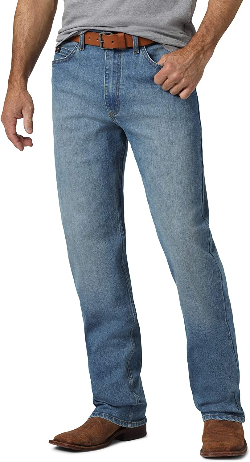 Wrangler Men's Big Tall 20x ラッピング無料 Competition Fi Flex Relaxed Active [再販ご予約限定送料無料]