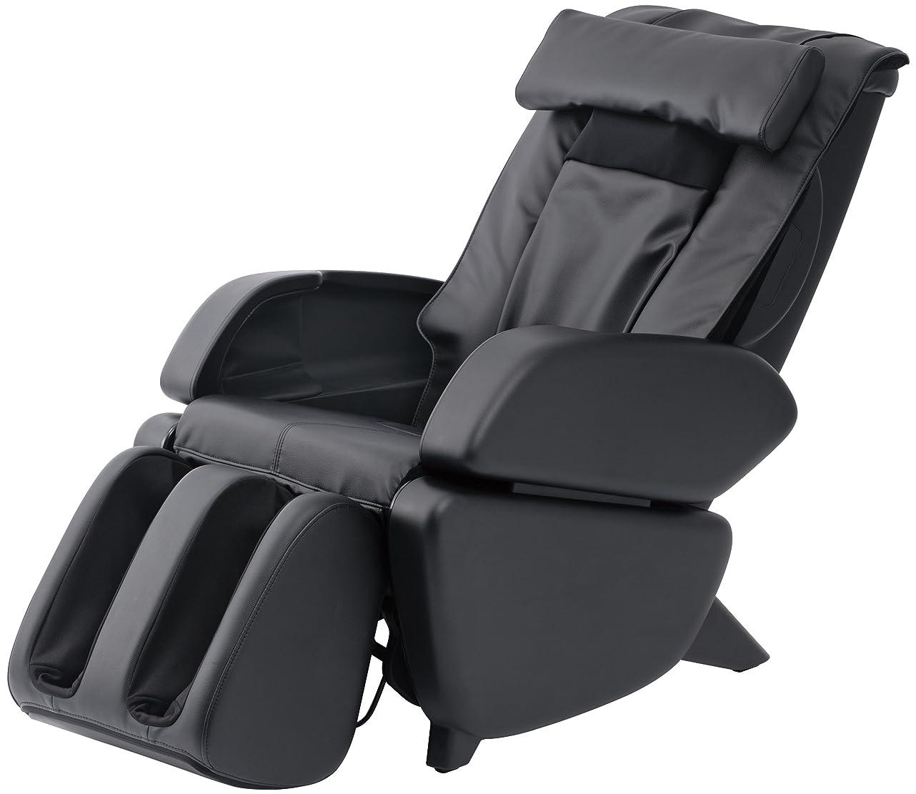 霜コンピューターを使用する黒板スライヴ マッサージチェア くつろぎ指定席 「つかみもみ機能搭載」 ブラック CHD-9000(K)