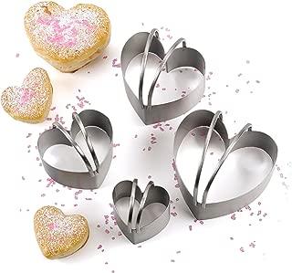 Best heart biscuit cutter Reviews