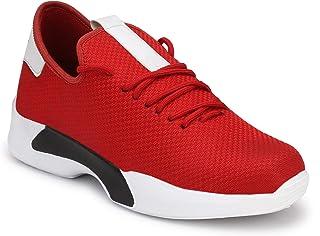 HEEDERIN Men's Mesh Lace up Comfortable Sport's Shoe