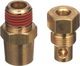 Quicksilver 16951Q1 Stern Drive or Inboard Engine Block or Manifold Brass Drain Plug