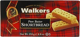 Walkers Shortbread 手指小酥饼 250克(6件装)