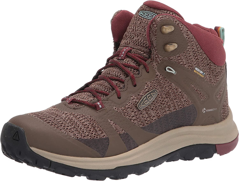 KEEN Women's Terradora 2 Waterproof Mid Boot 価格交渉OK送料無料 Hiking Height 新作