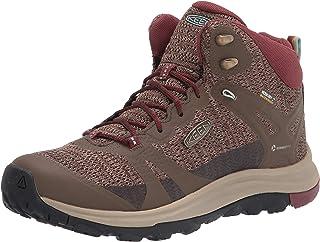 حذاء المشي لمسافات طويلة للنساء Terradora 2 متوسط الارتفاع مقاوم للماء من KEEN