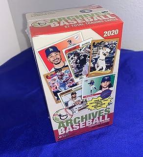 2020 Topps Archives Baseball Blaster Box