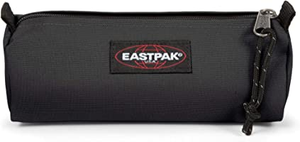 Eastpak Benchmark Single Federmäppchen, 6 cm x 20,5 cm x 7,5 cm, Black