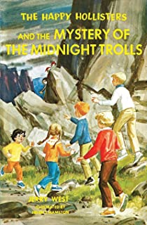 The Happy Hollisters and the Mystery of the Midnight Trolls (33)