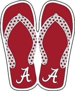 Alabama Crimson Tide Magnet AL FLIP FLOPS MAGNET 12