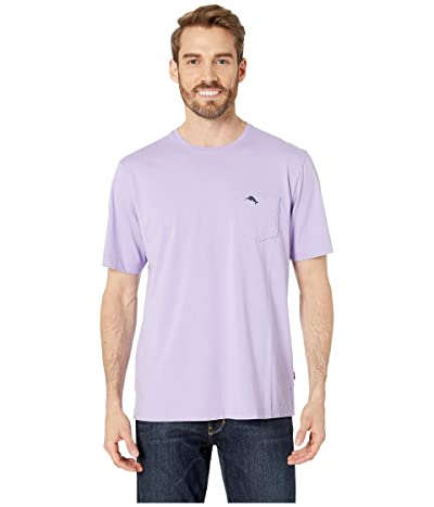Tommy Bahama New Bali Skyline T-Shirt (Violet Tulip) Men