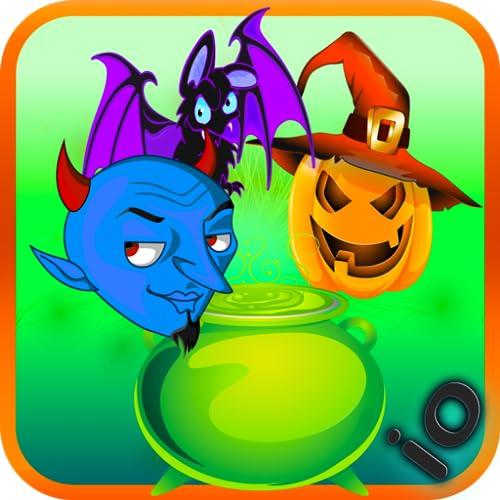 Halloween Match 3 Puzzle Blast