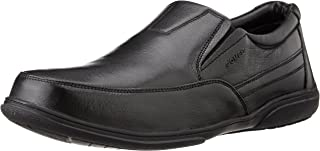 BATA Men's Classic Slip On Leather Loafers and Mocassins