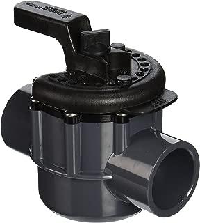 Pentair 263038 1-1/2-Inch 2-Way PVC Diverter Valve