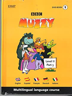 Muzzy Interactive: Language Games and Exercises Level II Part 3 (Muzzy Interactive: Language Games and Exercises, Level II Part 3)