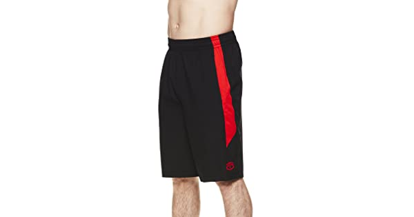 TapouT Mens Future Champ Workout Gym /& Running Shorts w//Elastic Drawstring Waistband