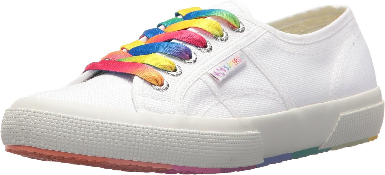 Superga Women's 2750 COTW Multicolor Sneaker