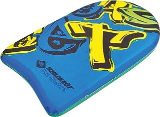 Schildkröt Swimming Board Bodyboard S, with Nylon Cover and EPS Foam Core, 49 x 33 cm, Max. Load Capacity: 60 kg, 970218